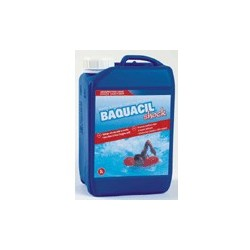 BAQUACIL SHOCK 5L (Choc liquide sans chlore)