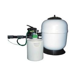 DECHLOR - Déchlorinateur d'eau pour piscine - 7L
