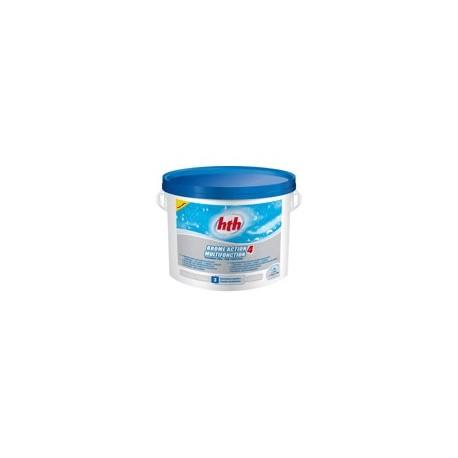 HTH BROME ACTION 4 multifonction (Pastilles de 20 g)