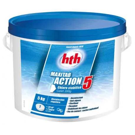 HTH MAXITAB 200g - ACTION 5