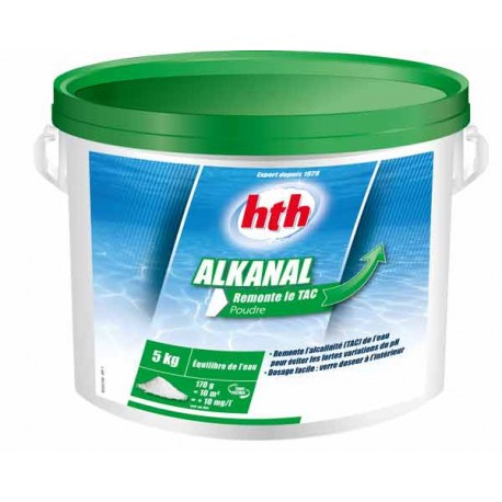HTH ALCANAL POUDRE