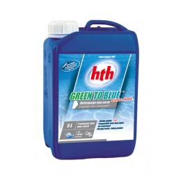 HTH GREEN TO BLUE EXTRA SCHOCK 5L (Liquide sans chlore) Q1