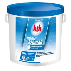 HTH MAXITAB 200g REGULAR
