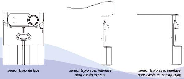 Smafi 24 produits entretien accessoires et alarmes for Alarme piscine espio