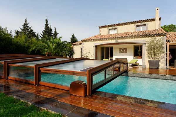 Abris piscine smafi24 produits piscine for Abri piscine kandis