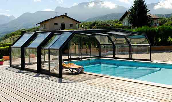 abris ph nix smafi24 produits piscine. Black Bedroom Furniture Sets. Home Design Ideas