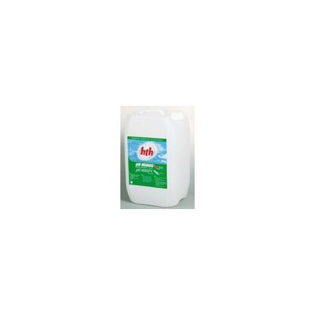 HTH pH MOINS LIQUIDE (20L)